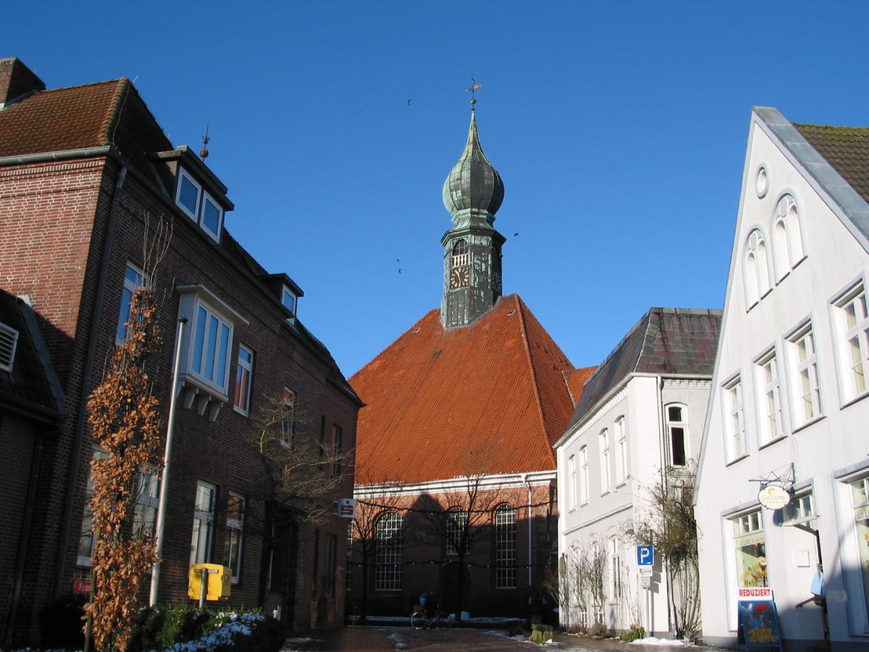 Wesselburen St.Barthalomäus Kirche