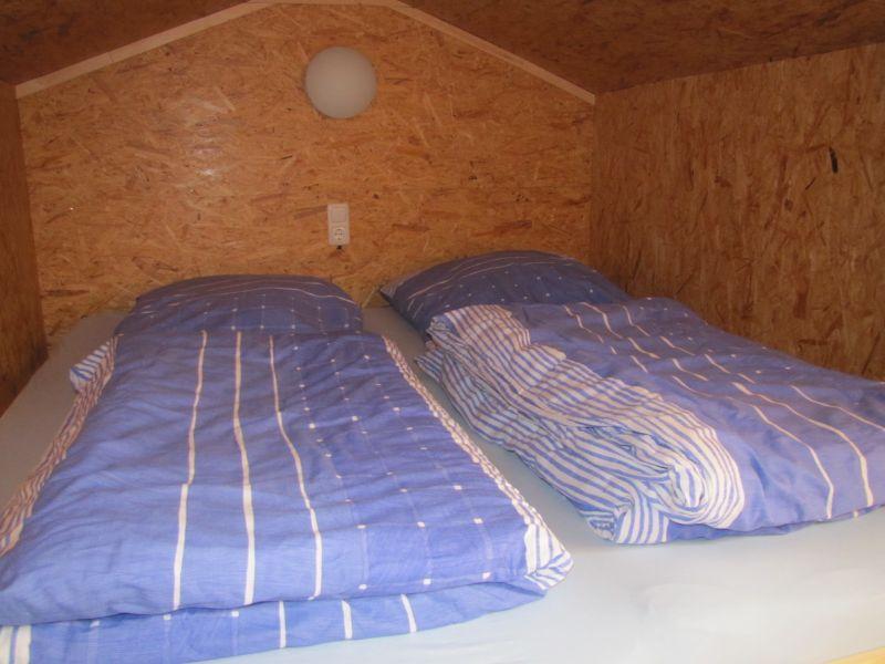 Schlafkoje unterm Dach